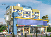 Eshan Plaza, a residential project by Precious Builders, Gangapur Road, Nashik