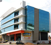 Nexus Point, a commercial property for shops, corporate offices by Thakkers Developers Ltd., College Road, Nashik