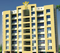 Vista, a residential property for apartments by Vascon, Indira Nagar, Nashik